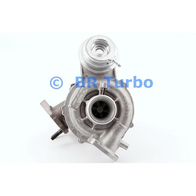 Taastatud turbokompressor FIAT Linea 1.6 JTDM