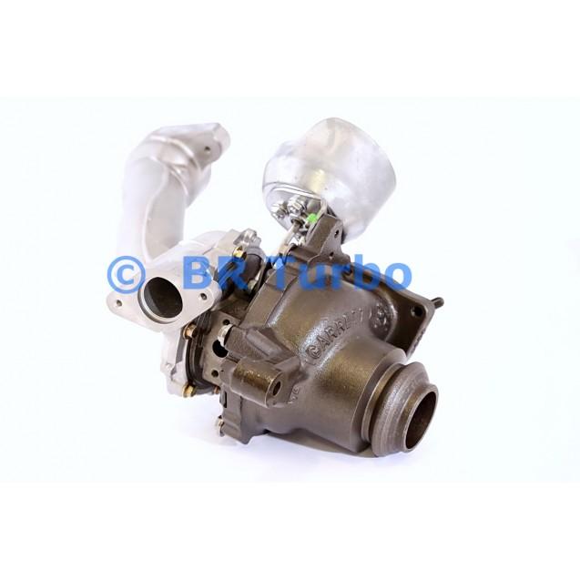 Taastatud turbokompressor FIAT Scudo 2.0 140 Multijet