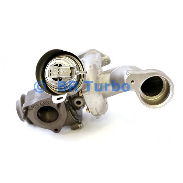 Taastatud turbokompressor CITROEN C 4 2.0 Hdi Grand Picasso