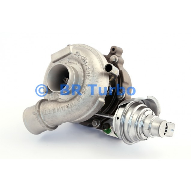 Taastatud turbokompressor IVECO Daily V 2.3