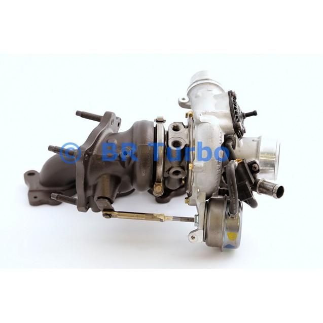 Taastatud turbokompressor OPEL Cascada 1.6