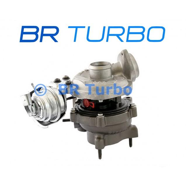 Taastatud turbokompressor AUDI A6 2.0 TDI (C7)
