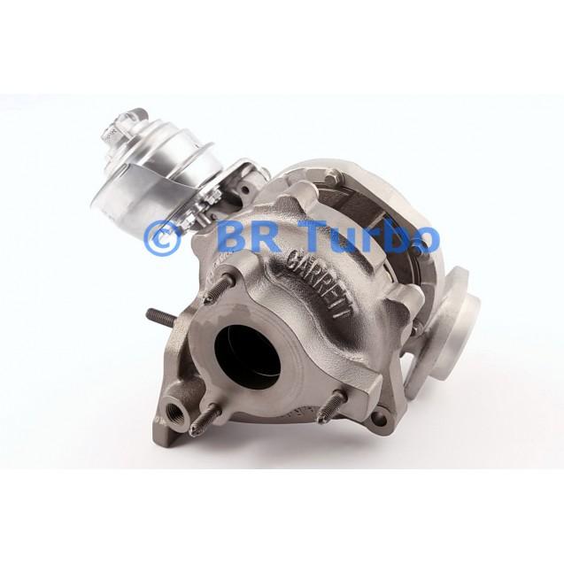 Taastatud turbokompressor AUDI A4 2.0 TDI (B8)