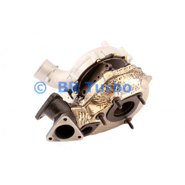 Taastatud turbokompressor AUDI A4 3.0 d