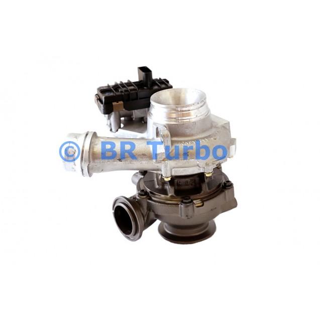 Taastatud turbokompressor BMW 220 D 2.0 D
