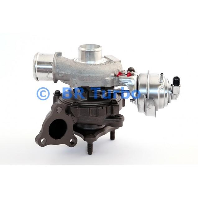 Taastatud turbokompressor HONDA Civic 1.6 i-DTEC