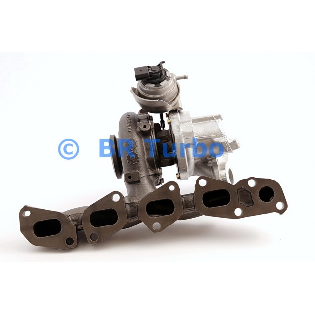 Taastatud turbokompressor SEAT Alhambra 2.0 TDI