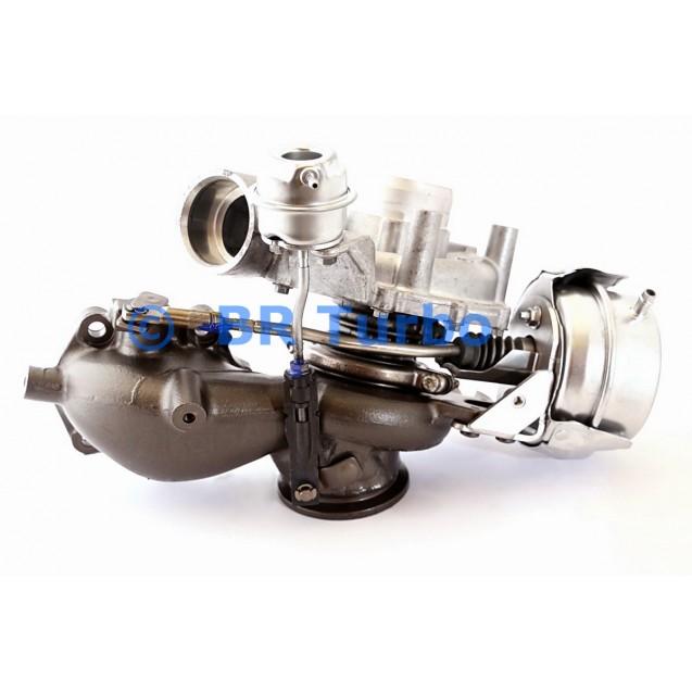 Taastatud turbokompressor