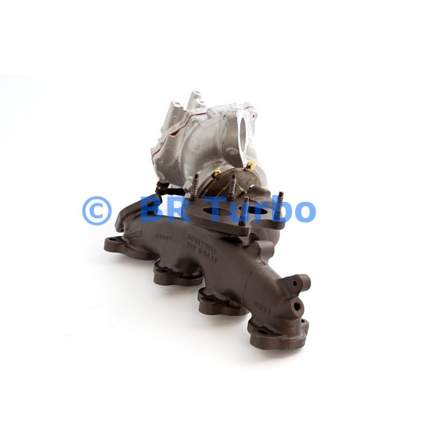 Taastatud turbokompressor OPEL Movano 2.3 D