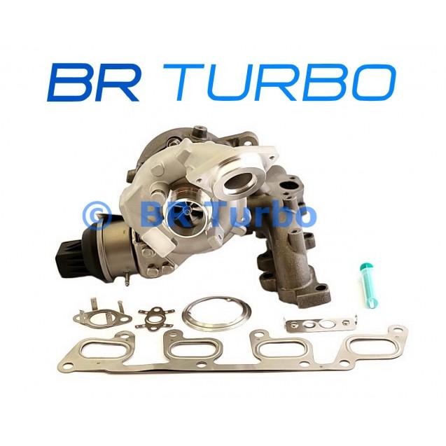 Uus turbokompressor BR TURBO    BRTX6860