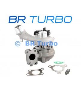 Uus turbokompressor BR TURBO  | BRTX7019
