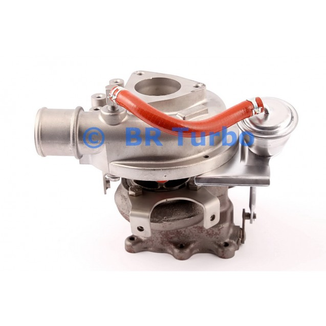 Taastatud turbokompressor NISSAN Interstar 3.0 dCI