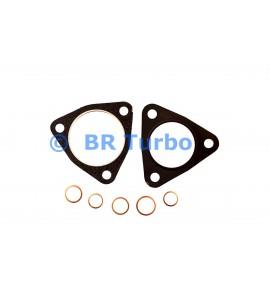 Tihendid, komplekt BORGWARNER | BRX584