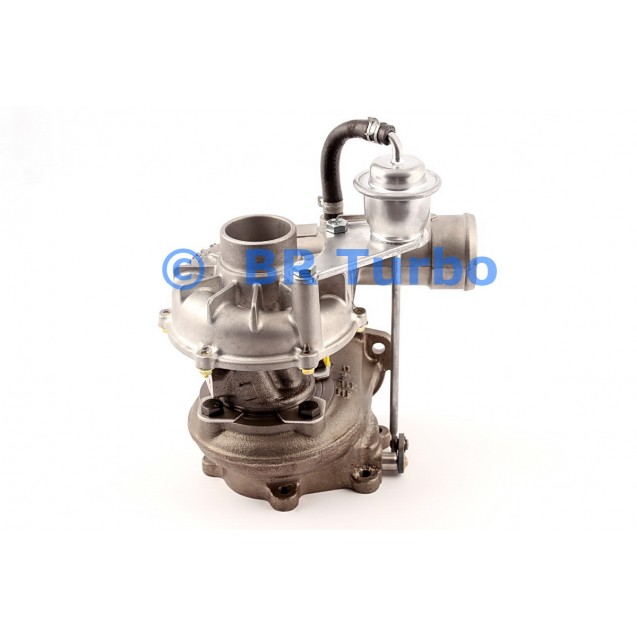 Taastatud turbokompressor CHRYSLER Voyager