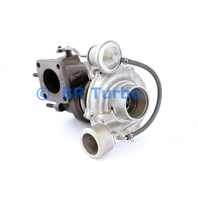 Taastatud turbokompressor JEEP Cherokee 2.8 CRD