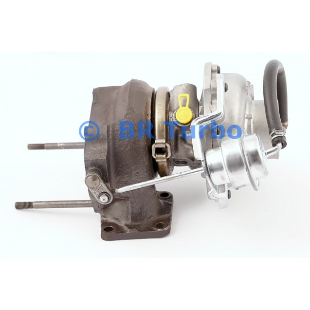 Taastatud turbokompressor ISUZU NKR 3.0 TDI