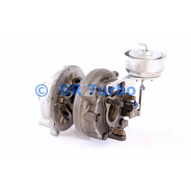 Taastatud turbokompressor MAZDA Premacy 2.0 D