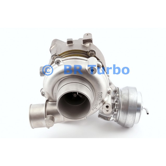 Taastatud turbokompressor IHI | VJ36RS