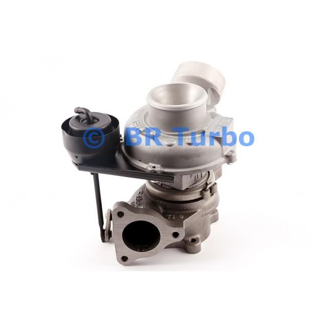 Taastatud turbokompressor CHRYSLER PT Cruiser 2.2 CRD
