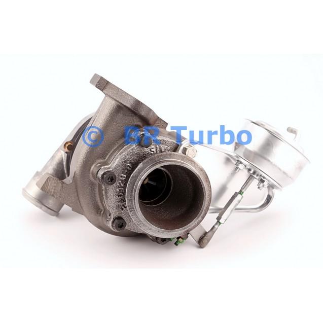 Taastatud turbokompressor DODGE Sprinter 2.2 II 211CDI/311CDI/411CDI/511CDI