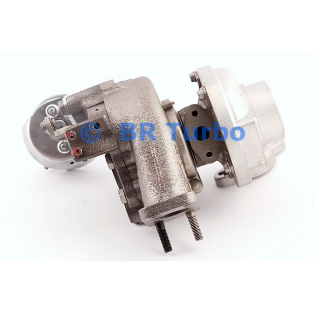 Taastatud turbokompressor IHI | VVP2RS