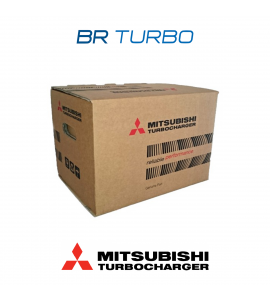 Uus turbokompressor MITSUBISHI | 4913001600