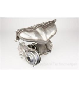 Uus turbokompressor MITSUBISHI | 4913107161