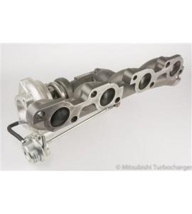 Uus turbokompressor MITSUBISHI | 4913506037
