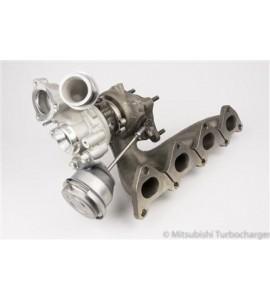 Uus turbokompressor MITSUBISHI | 4937301002