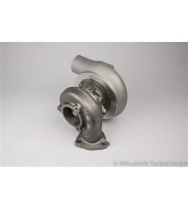 Uus turbokompressor MITSUBISHI | 4937704372
