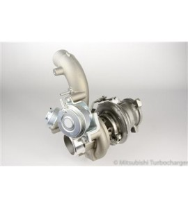 Uus turbokompressor MITSUBISHI | 4937707300